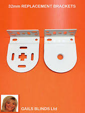 Replacement Brackets For Roller Blinds Replacement Roller Blind Brackets Spare Parts For 32 Mm Tubing Ebay