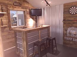 you can u0027t have a pub shed without a wet bar a flatscreen dart