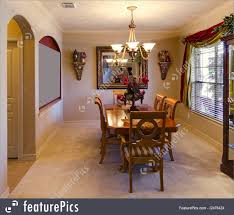 dining room of us home image
