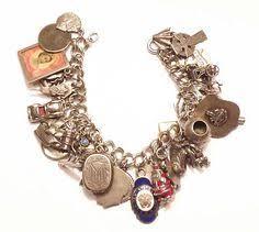 Paris Themed Charm Bracelet London Calling