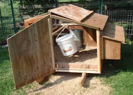 how to build a simple chicken coop door with chicken coop building