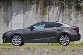 mazda 3 sedan refreshing or revolting 2014 mazda3 sedan