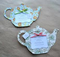 kitchen tea invitation ideas tea invitations as well as wood look bridal shower tea