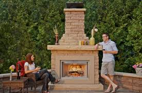 styles of outdoor fireplace kits chocoaddicts com chocoaddicts com
