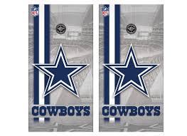 dallas cowboys boards dallas cowboys tailgate toss