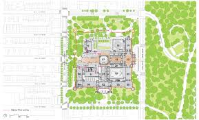 19th Century Floor Plans by Landmarks Commission Approves Natural History Museum Expansion