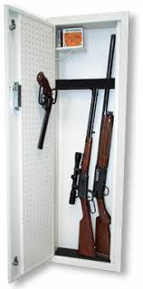 in wall gun cabinet v line 51653 sa in wall closet vault w pushbutton lock key lock