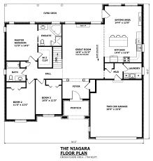chic ideas free bungalow house plans canada 12 small with basement