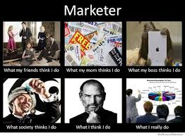 Meme Marketing - what marketers do meme lepoidevin marketing