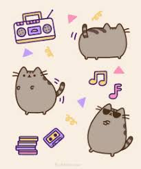 Pusheen The Cat Meme - pusheen the cat meme gifs tenor