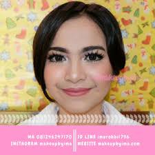Jasa Make Up Artist jasa make up wardah jakarta paket harga murah dan hasil yang bagus
