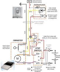 motorhome electric step wiring diagram diagram wiring diagrams