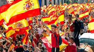 katalonien krise bricht spanien heute abend auseinander