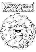 angry birds star wars coloring pages party ideas pinterest