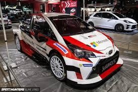 toyota rally car toyota u0027s wrc contender does tas tagmyride
