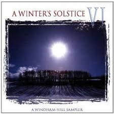 various a winter s solstice vi a windham hill sler cd at