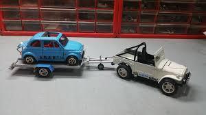 carrello porta auto carrello porta auto 1 24 by caselli model carrello porta auto 1
