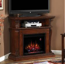 corner tv cabinet with electric fireplace corner electric fireplace tv stand set andrea outloud