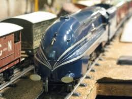 Coronation Scot Category Coronation Scot At Brighton Toy And Model Museum The