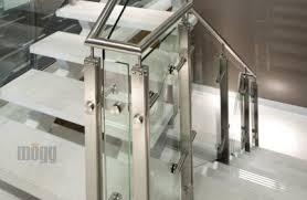 stainless steel glass standoffs glass deck railing