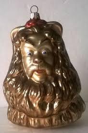 tin wizard of oz glass ornament kurt s adler polonaise