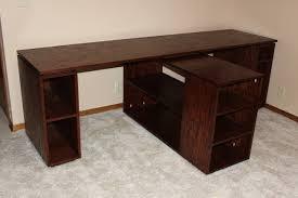2 person computer desk diy 2 person computer desk home design ideas