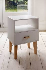 Small White Side Table by Best Awesome Bedside Table For Small Room 179