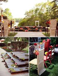 Backyard Weddings On A Budget Unique Wedding Altar Ideas And Pictures Popsugar Home