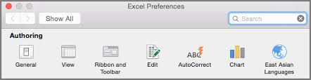 customize ribbon customize the ribbon and toolbars in office for mac office support