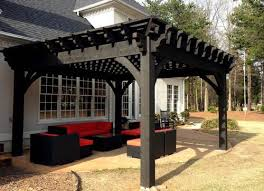 Gazebo Or Pergola by Fall Home Show Timber Frame Pergola Hawaiian Style Vacation