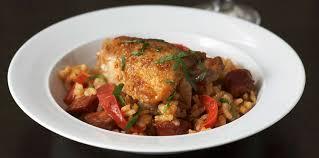 poivron cuisine poulet au chorizo et poivron facile recette sur cuisine actuelle