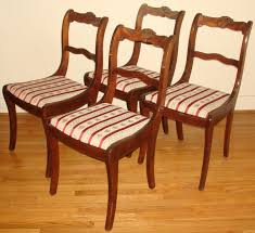antique dining chairs uhuru furniture sold duncan phyfe dining