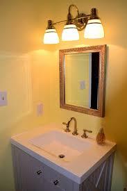 Battery Powered Bathroom Lights Battery Operated Bathroom Lights Powered Led Home Design