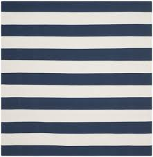 Blue White Striped Rug Wonderful Navy And White Striped Area Rug 9 Navy Blue And White