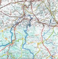 Map Of Belgium In Europe by Map Of Southern Belgium U0026 Ardennes Michelin U2013 Mapscompany