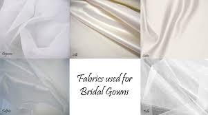 wedding dress types of fabric wedding dress shops