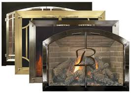Arched Fireplace Doors by Bar Iron Collection Of Fireplace Glass Doors