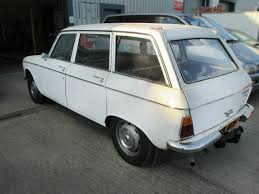used peugeot diesel cars french diesel 1968 peugeot 204 estate
