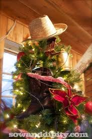country christmas country christmas tree