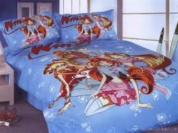 Blue Bed Sets For Girls by Online Shop Fast Free Shipping 100 Cotton Winx Club Girls Pink