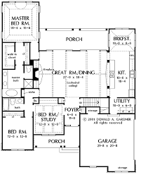 floor plans with great rooms farmhouse plans with great room homebuildplan
