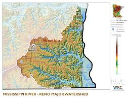 United States Mississippi River Map by Mississippi River Reno Minnesota Nutrient Data Portal