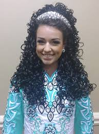 hairstyles for an irish dancing feis blog irish wigs irish dance resources and products