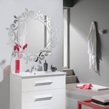 Mirror Stickers Bathroom Acrylic Mirror Stereoscopic Wall Stickers Restaurant