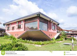 the upside down house at tamparuli sabah stock photo image royalty free stock photo download the upside down house