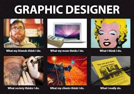 Graphic Designer Meme - whatpeoplethinkido 13 graphic designer