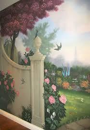 Garden Mural Ideas Stefano Piccone Portfolio Garden Mural