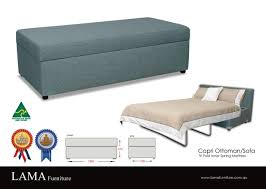 Great Sofa Bed Ottoman Sofa Bed Uk Centerfieldbar Com