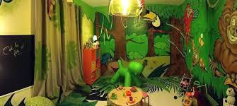 deco chambre bebe theme jungle une chambre enfant esprit jungle une chambre enfant esprit