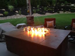 Unilock Fire Pit by Fireplaces Fire Pits And Fire Tables Showcase Allgreen Inc